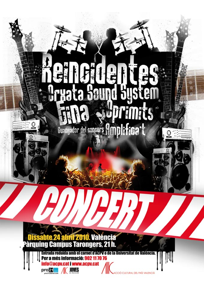 Concert 25 d'Abril
