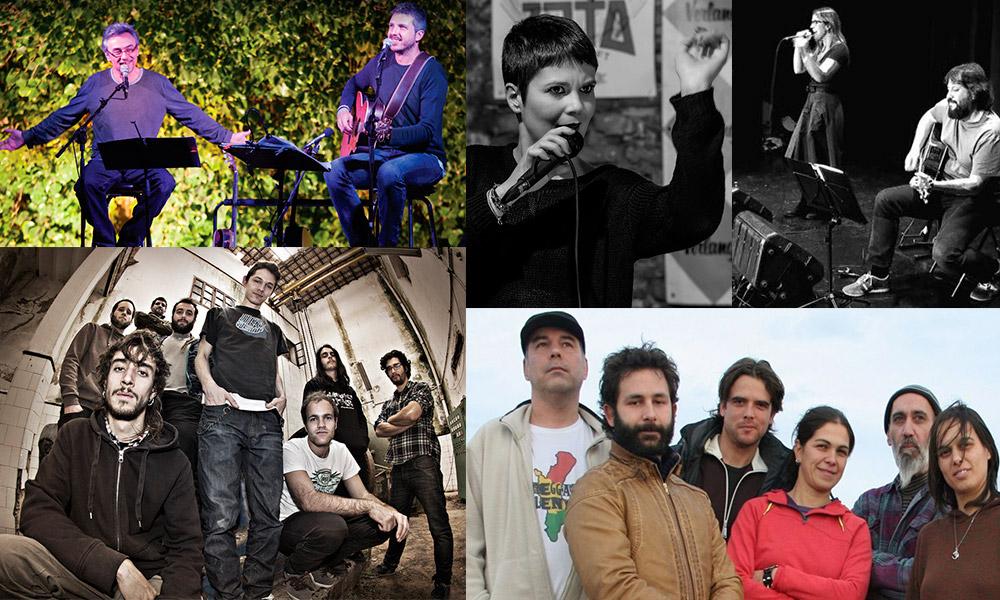 Més cantants s'afegeixen a la Festa per la Cultura
