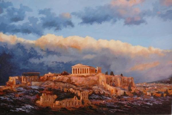 Acròpoli d'Atenes