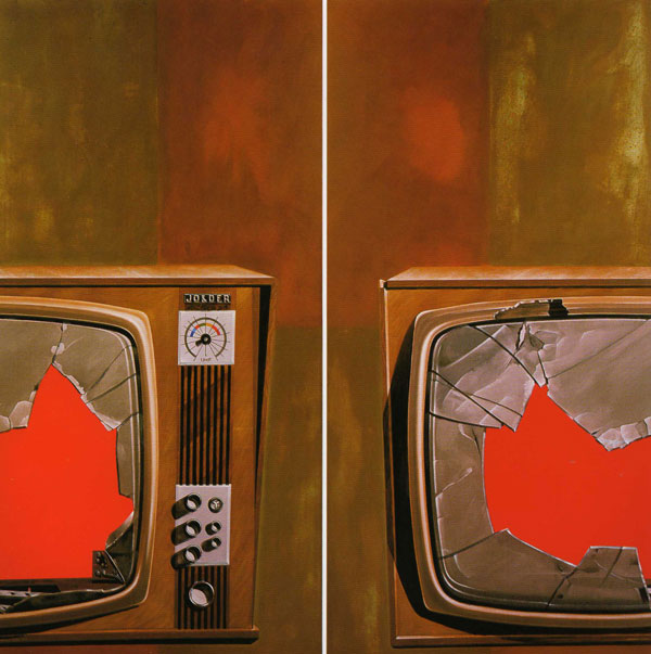 Televisor dual